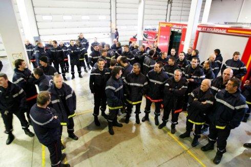 Position de l 39 unsa sdis33 sur la gr ve et le rassemblement - Grille indiciaire adjudant sapeur pompier professionnel ...