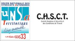Compte-rendu du CHSCT du 20 novembre 2014