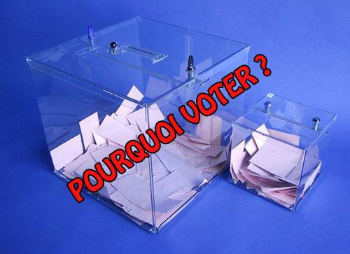 Les élections professionnelles du 4 décembre 2014 : pourquoi voter ?