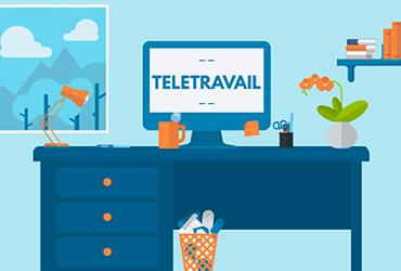 [COURRIER] Le télétravail, une nouvelle organisation collaborative au sein du SDIS de la Gironde ?